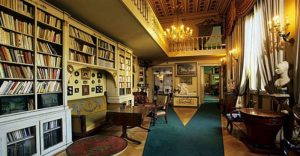 Musei di Roma gatis: Casa Museo Mario Praz