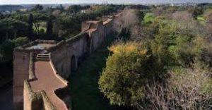 Musei di Roma gratis: il Museo delle Mura a Porta San Sebastiano.